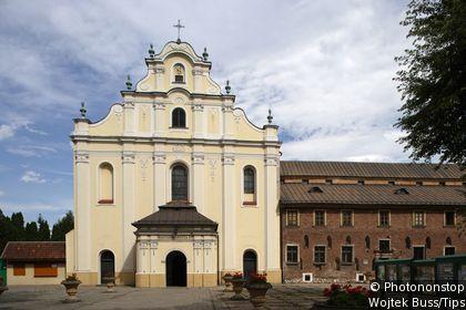 Cistrecin Monastery of Mogila
