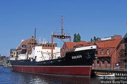 Central Maritime Museum