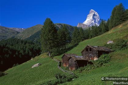 The Valais