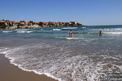 The South Coast, from Sozopol to the Turkish Border