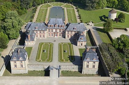 Château de Breteuil and Park