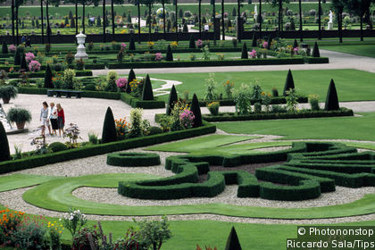 Museo Palacio Het Loo: jardins