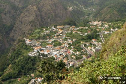 Panoramic Route from Funchal to Curral das Freiras