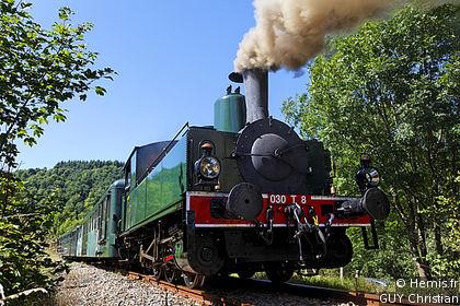 Livradois-Forez Tourist Train