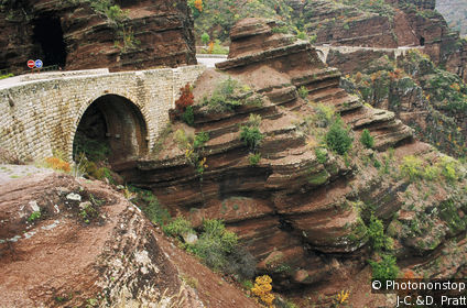 Daluis Gorge