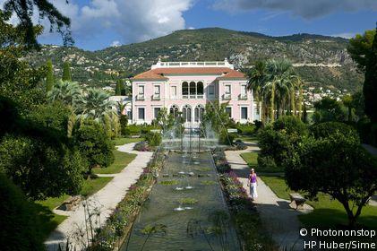 Villa Ephrussi-de-Rothschild Gardens