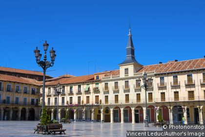 Plaza Mayor of León