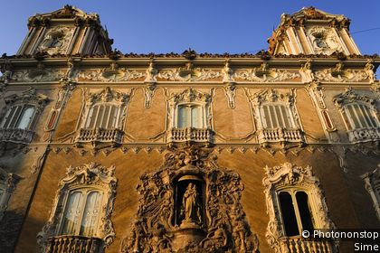 Palace of the Marquess of Dos Aguas - National Ceramics Museum