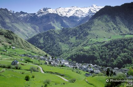 Aspe Valley