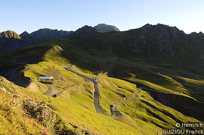 Tourmalet Road
