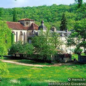 Abbey of Beaulieu-en-Rouergue