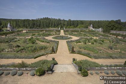 Château de Valmer Gardens