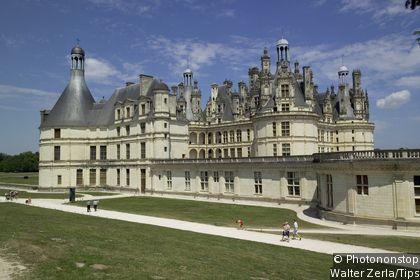Château de Chambord Terraces