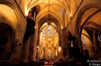 Church of Notre Dame des Marais