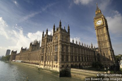 Palace of Westminster: House of Lords