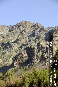 Climb up Monte Cinto