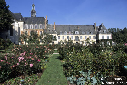 Valloires Abbey and Gardens