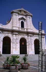 Santuario and Basilica di Nostra Signora di Bonaria