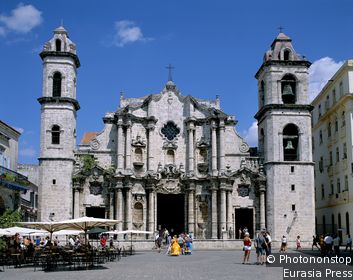 Cathedral of San Cristóbal