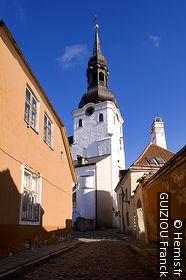 Tallinn Lutheran Cathedral