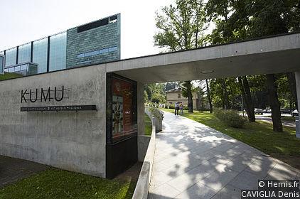 KUMU, Museum of Estonian Art