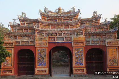 Mieu Dynastic Temple