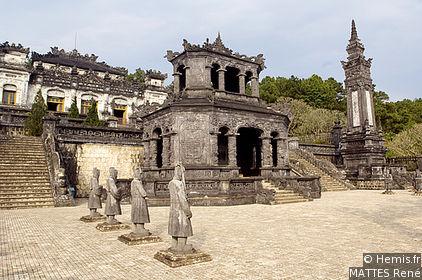 Mausoleum of Khai Dinh