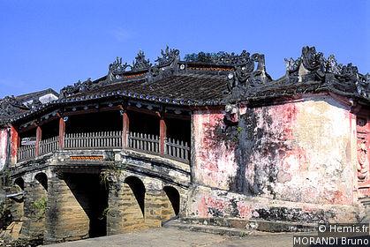 Japanese Bridge-Pagoda