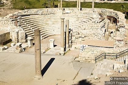 Kom el-Dik Roman Theatre