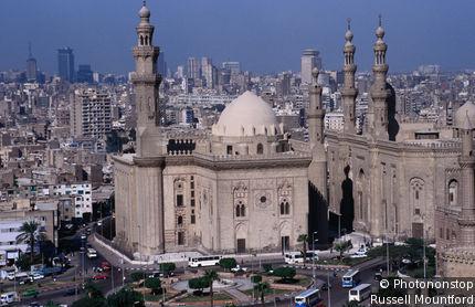 Sultan Hassan Mosque-Madrasa