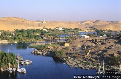 Aswan Corniche