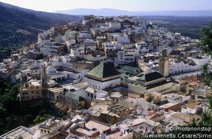 Imperial City of Meknes