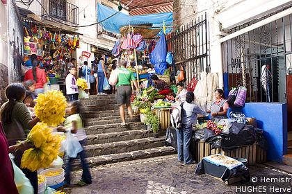 Taxco Market