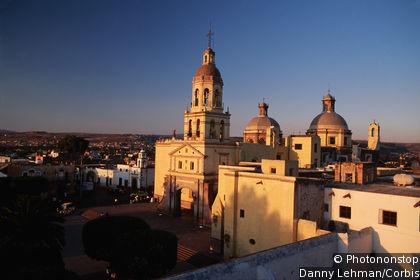 Museo Regional de Querétaro - Former convent of San Francisco