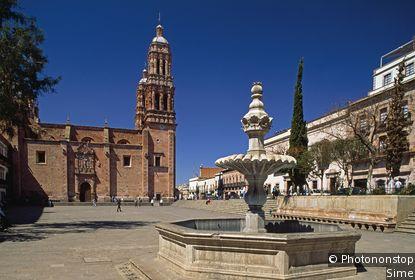 Zacatecas City Centre