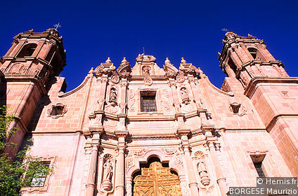 Church of Santo Domingo de Zacatecas