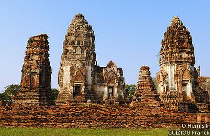Wat Phra Si Ratana Mahatat of Lopburi