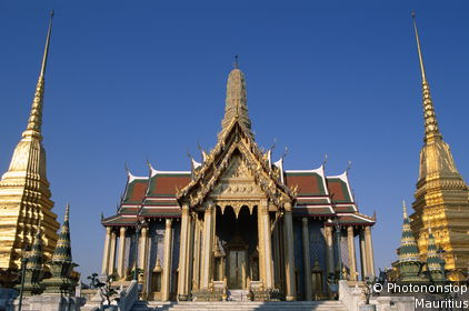 Wat Phra Kaeo of Kamphaeng Phet