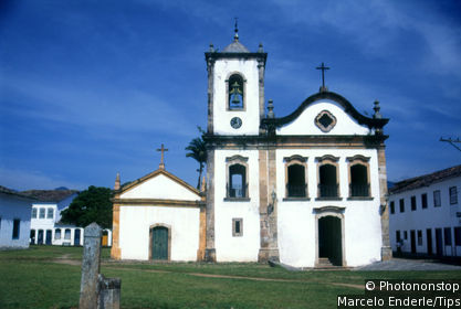 Paraty's Historic Centre
