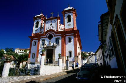 Igreja Matriz de N. S. da Conceição de Antônio Dias
