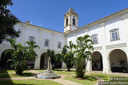 Igreja and Convento N. S. do Carmo