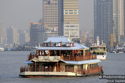 Cruises on the Huangpu