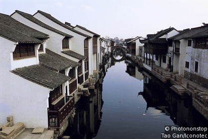 Old Centre of Suzhou