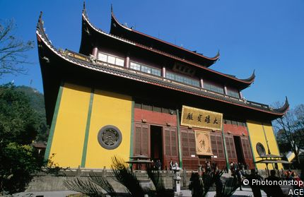 Temple of the Soul's Retreat (Lingyin)