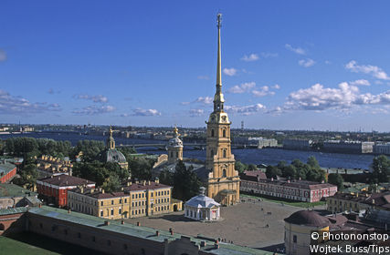 Peter and Paul Fortress: Peter and Paul Cathedral