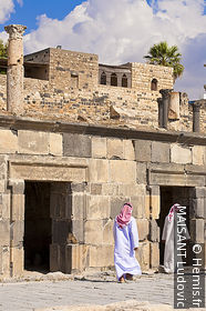 Basilica, Site of Umm Qais (Gadara)