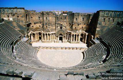 Bosra Theatre