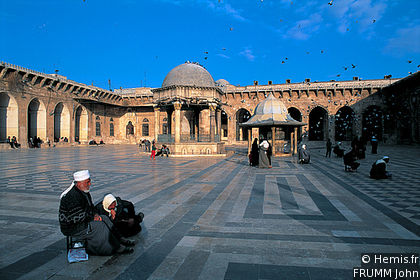 Great Mosque, Aleppo