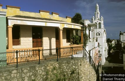 Colonial district of Santo Domingo