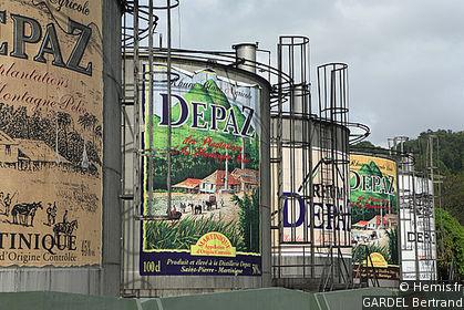 Depaz Distillery